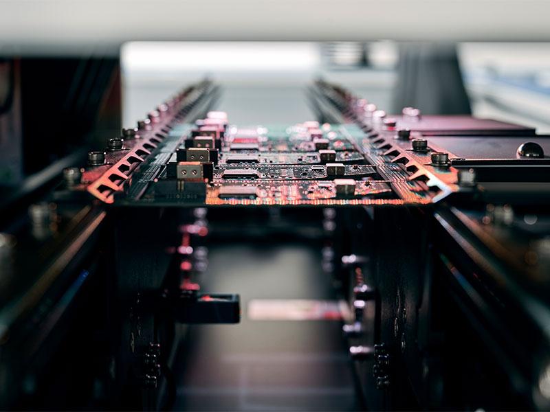 Leiterplattenbestückung Maschinenpark - Prüfung & Test - AUTOMATED OPTICAL INSPECTION – AOI
