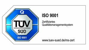 Seit Juli 2017 ist LEDoptix nach DIN EN ISO 9001 zertifiziert